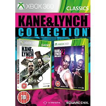Kane et Lynch 1 et 2 Doublepack (Xbox 360) - Factory Sealed