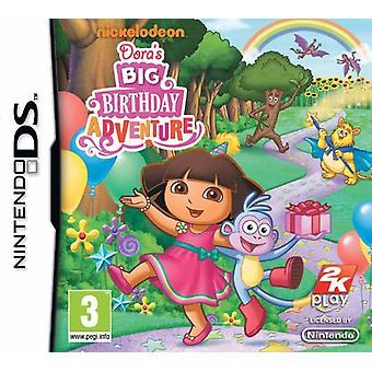 Doras Big Birthday Adventure (Nintendo DS)-nieuw