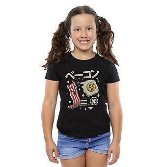 Vincent Trinidad Girls Kawaii Breakfast T-Shirt
