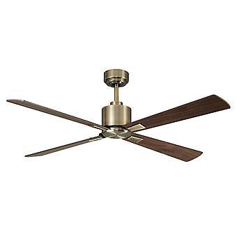 "Plafon ventilator airfusion clima DC alama 132 cm/52 """