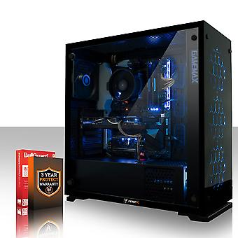 Heftige APACHE Gaming PC, Fast Intel Core i5 7500 3.8GHz, 1TB HDD, 16GB RAM, GTX 1650 4GB