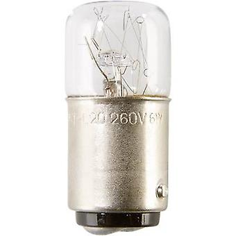 Auer Signalgeräte lampun polttimo GL11 12 V 4 W, lamput-BA15d
