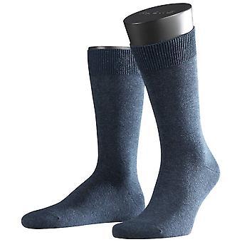 Falke Swing 2 Pack calcetines - azul marino