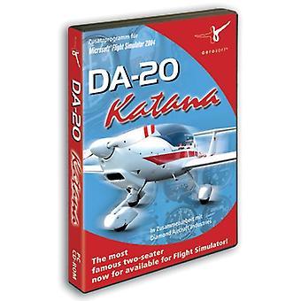 DA-20 Katana (Add on for FS 2004) (PC) - Werksseitig versiegelt