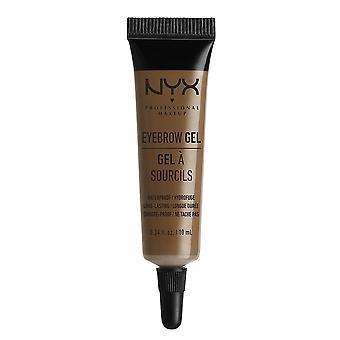 NYX PROF. make-up wenkbrauw gel-brunette