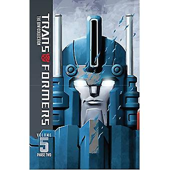 Transformers - fase 2 - deel 5 - IDW collectie van Andrew Griffith-