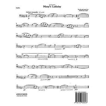 Canción de cuna de María: violonchelo