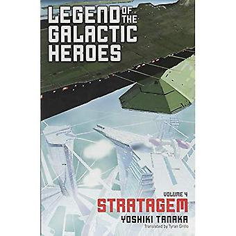 Legend of the Galactic Heroes, Vol. 4