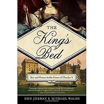 Lit du roi: Ambition et intimité dans la Cour de Charles II