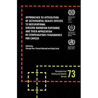 Benaderingen van de toekenning van nadelige gezondheidseffecten, blootstelling aan beroepsrisico ioniserende straling en hun toepassing in compensatie programma's voor kanker (Osh 73)