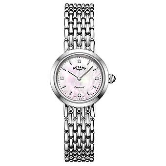 Rotary | Ladies Stainless Steel Bracelet | LB00899/07/D Watch