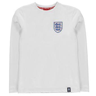 FA Kids England Crest T Shirt Junior
