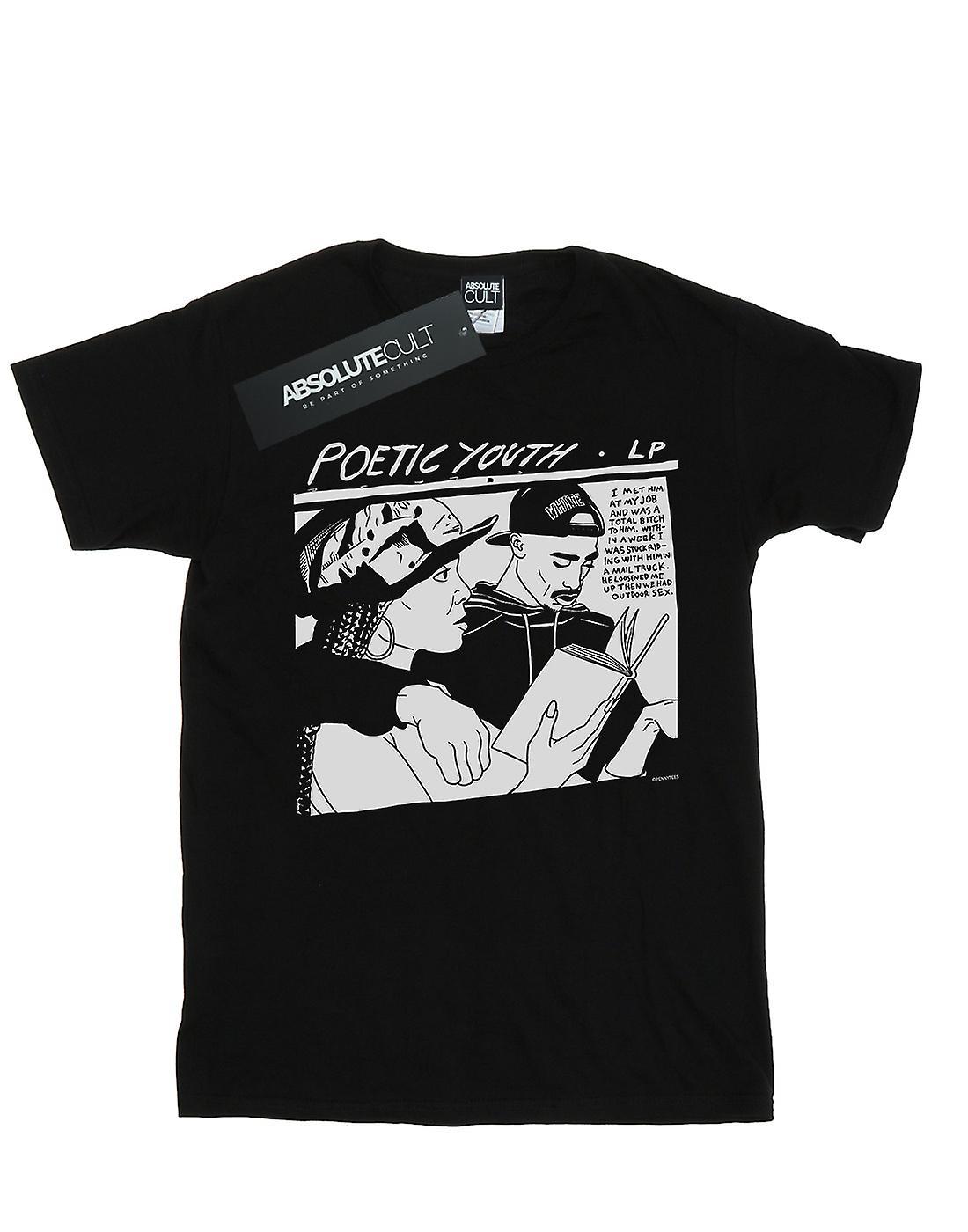 Pennytees Women's Poetic Youth Boyfriend Fit T-Shirt