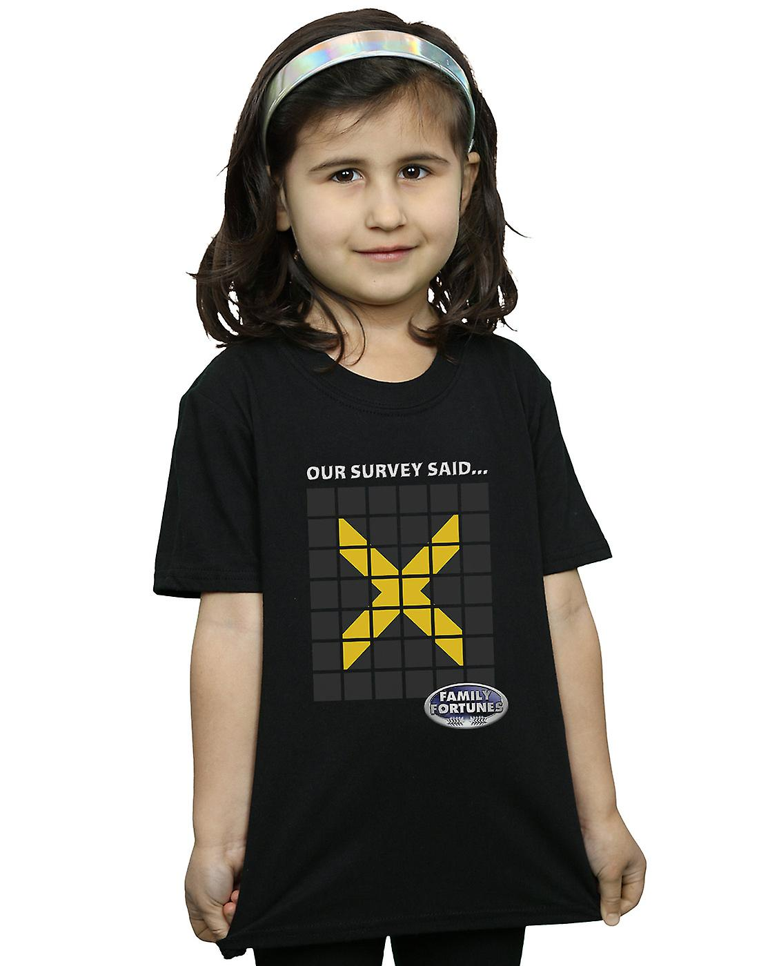 Family Fortunes Girls Our Survey Said T-Shirt
