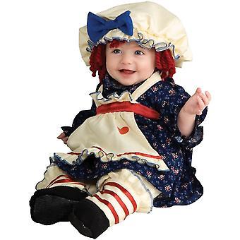 Rag Doll tout-petits costumes