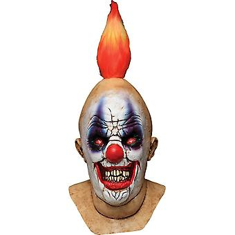 Squancho The Clown Latex Mask For Halloween