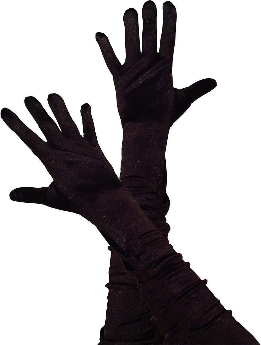Opera Gloves Child Black