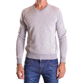 Altea Ezbc048015 Men's Grey Cotton Sweater