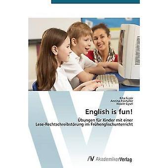 English Is Fun by Fuzer Rita