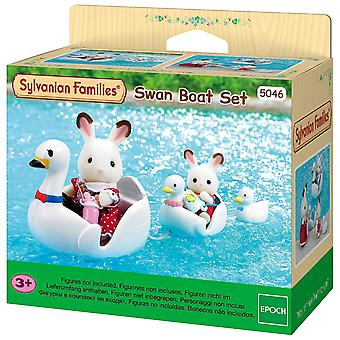 Sylvanian Families Swan boot Set