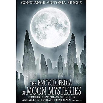 Tieto sanakirja Moon Mysteries: Secrets, Sala liitto teorioita, anomalies, extraterrestrials ja lisää