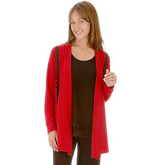Anonym Cardigan Set A5023 4140 Red