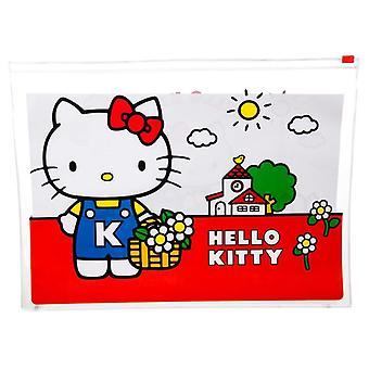 Vintage Collection Hello Kitty Ziplock Wallet