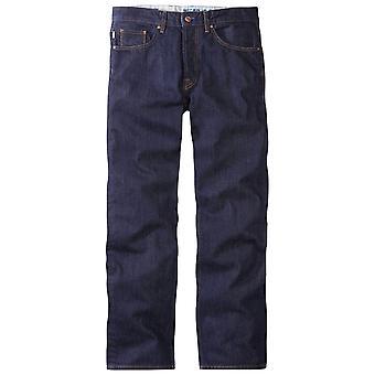 HOWIES Indigo Mens Jean Loose fit pantalon