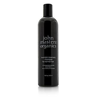 John Masters Organics Lavender Rosemary Shampoo (For Normal Hair) 473ml/16oz