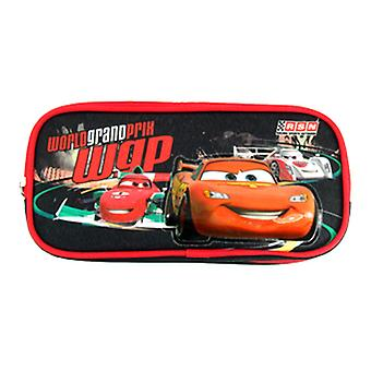 Pencil Case - Disney - Cars - World Grand Prix New Stationery PouchBag 507824