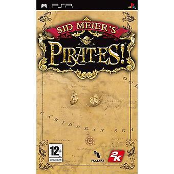 Sid Meiers pirater (PSP)-fabriken förseglad