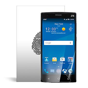 Celicious Vivid Plus Mild Anti-Glare Screen Protector Film Compatible with ZTE ZMAX 2 [Pack of 2]