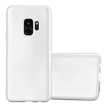 Cadorabo tapauksessa Samsung Galaxy S9 tapauksessa tapauksessa kansi - joustava TPU silikoni puhelinkotelo - silikoni kotelo suojakotelo ultra ohut pehmeä takakannen tapauksessa puskuri