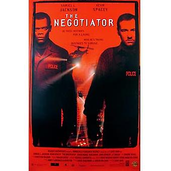 Der Verhandlungsführer (Video) Original Video/Dvd Ad Poster