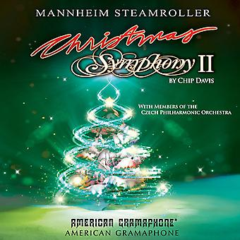 Mannheim Steamroller - Christmas Symphony II [CD] USA import