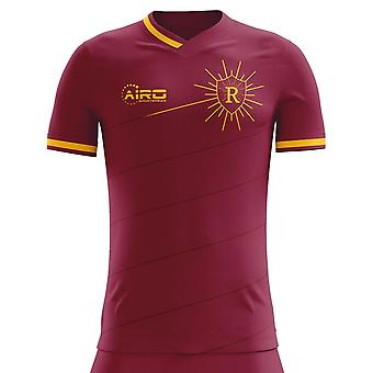 2020-2021 Roma Home Concept Football Shirt - Baby