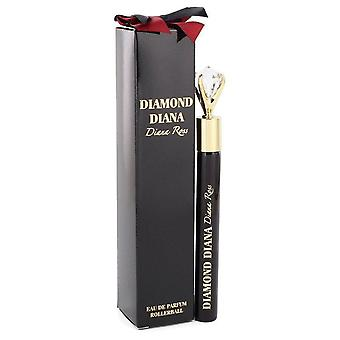Diamond Diana Ross Mini Edp Roller Ball Pen By Diana Ross 10 ml