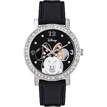 Minnie Mouse Diamond Effect Watch