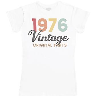 Vintage Original Parts - Womens T- Shirt