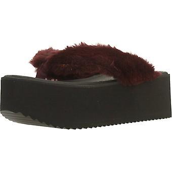 Clover Sandals 89828 Color Bordeaux