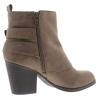 American Rag Womens Lilah Almond Toe Ankle Fashion Boots