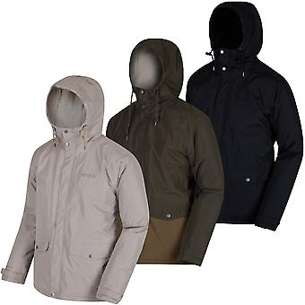 Regatta Mens Sternway II Waterproof Winter Insulated Coat Jacket