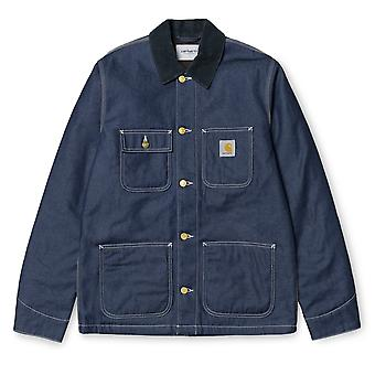 Veste Carhartt Michigan Chore Coat Bleu