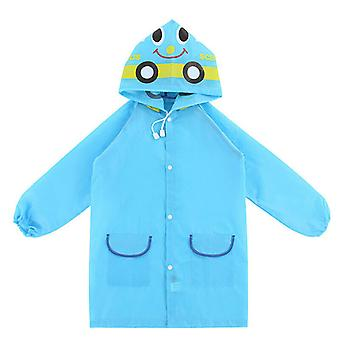 Rain jacket for children - School bus
