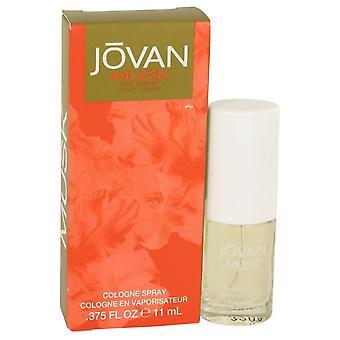 Jovan musk cologne spray by jovan 535517 11 ml