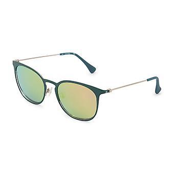 Calvin klein women's sunglasses, green 543