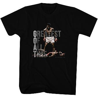 American Classics Muhammad Ali Greatest Of All Time T-Shirt - Schwarz
