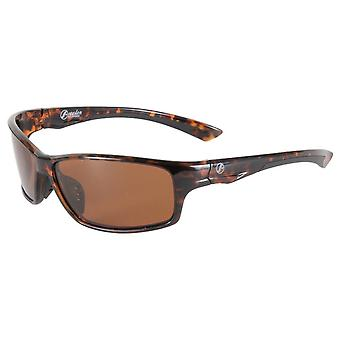 Freedom Smart Wrap Sunglasses - Brown Tort
