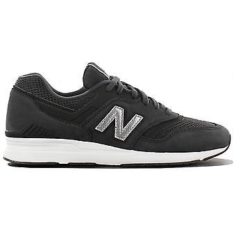 New Balance Classics WL697SHC Damen Schuhe Grau Sneaker Sportschuhe