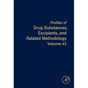 Profiles of Drug Substances Excipients and Related Methodology by Brittain & Harry G.